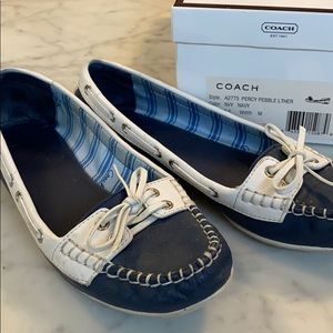 Coach Percy Shoes